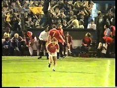 Wales 1-1 Scotland - 1986 World Cup Qualifier