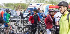 Riders Club - Scorseze Ambulanta sustine participantii la competitia 4 Pedale