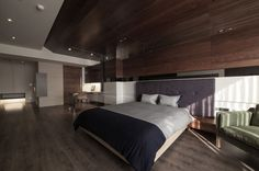 由奧利弗室內設計簡約的閣樓(16)