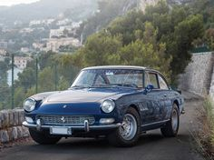1966 Ferrari 330 GT 2+2 Series II by Pininfarina