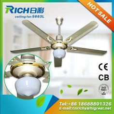 multifunctional large room electronics powerful decorative ceiling fan Large Ceiling Fans, Decorative Ceiling Fans, Cheap Appliances, Multifunctional, China, Luxury, Stuff To Buy, Electronics, Room
