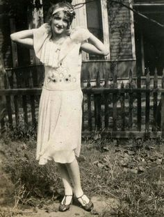 An Unknown Beauty c.1927