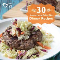 30 Autoimmune Paleo Diet Healthy Dinner Recipes