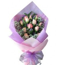 Pink Delight, Pink Roses, Pink Flowers