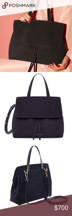 1fa46a772250 Mansur Gavriel Lady Bag BRAND NEW Mansur Gavriel Lady Bag in black suede!  Just purchased