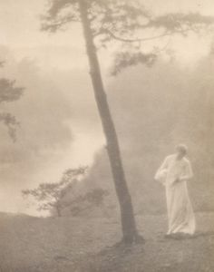Clarence Hudson White. Morning 1905