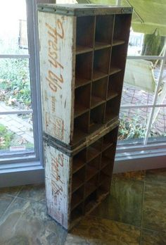 Hey, I found this really awesome Etsy listing at https://www.etsy.com/listing/156119339/wood-7up-soda-pop-crate-case-divided-12