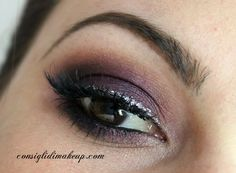 Consigli di Makeup: The Christmas Advent Challenge: My very sparkling ...