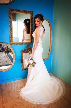 Augusta Jones Daphne Wedding Dress $1,500