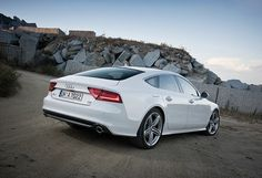 Audi A7 Coupe Sportsback 3.0T
