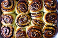 Challah, that stretchy, rich, lightly sweet, braided glossy bread that's brushed with egg and baked to an burnished burnt umber shine, like many great traditional foods, does not exist in a v…