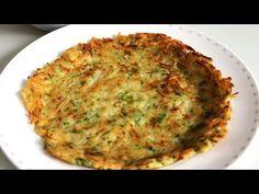 Squash Pancakes (Hobakjeon)