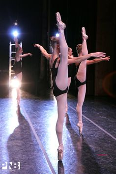 Pacific Northwest Ballet wow they are good!><she is wearing my leotard!~