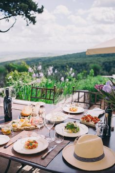 Gal Meets Glam in Montalcino, Italy Montalcino Italy, The Places Youll Go, Places To Go, Under The Tuscan Sun, Gal Meets Glam, Al Fresco Dining, Toscana, Adventure Is Out There, Outdoor Dining