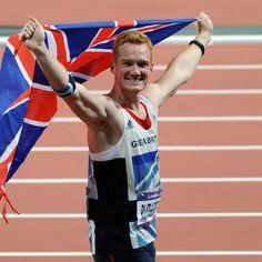 Greg Rutherford- long jump Gold #TeamGB #London2012
