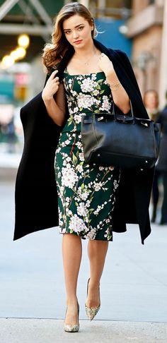 Miranda Kerr spots the #classic Givenchy Antigona tote