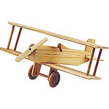 Cub Scouts will have hours of fun assembling and decorating these easy-to-assemble kits. Each kit comes pre-cut and ready to assemble. This kit is has 8' wingspan!