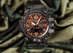 G-Shock x Maharishi GWG-1000MH-1A Military Camouflage