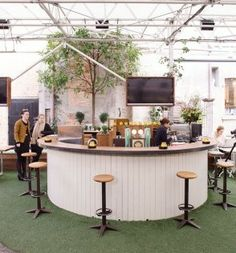 GARDEN BAR  @ The Britomart Country Club #kiwihospo #TheBritomartCountryClub #KiwiRestaurants #KiwiKai