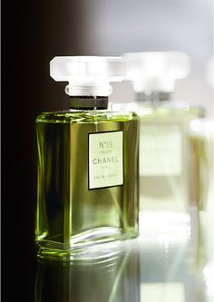 Chanel No19- Ylang, jasmine, orris and galbanum.