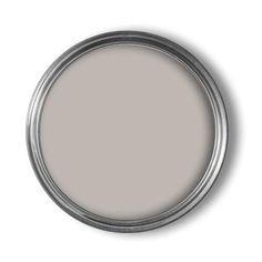 Perfection muurverf tester mat fluweel grijs 75ml