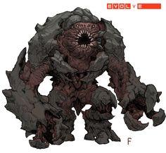 ArtStation - Behemoth 04, Stephen Oakley
