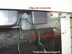 Démontage lave-vaisselle Bosch Siemens