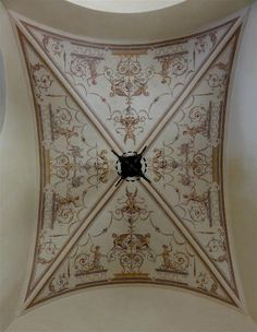 Foyer Ceiling, Winter Park, Florida by Jeff Huckaby