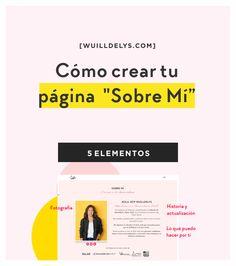 """Tu blog o el sitio web de tu negocio, son como la cerca de tu hermosa casa y tu página """"Sobre Mí"""" o """"Acerca De"""" es como la fachada espectacular, que deja a la gente que pasa por allí, intrigados con ganas de cruzar la puerta. Entonces, ¿Cómo crear tu página """"Sobre Mí""""? Tiene aproximadamente […] Blog, House Beautiful, Business, Advertising, Create, Blogging"""