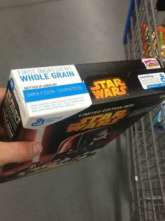 "The use by date of this cereal. | 26 Jokes Guaranteed To Make ""Star Wars"" Fans Laugh Every Time"