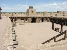 Bent's Old Fort National Historic Site, La Junta, Colorado