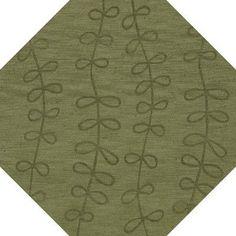 Dalyn Rug Co. Bella Green Area Rug Rug Size: Octagon 12'