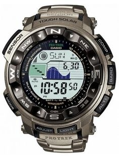Get 47% off on  Casio ProTrek Radio Controlled Solar PRW-2500T-7ER Mens Watch just for US $485.00