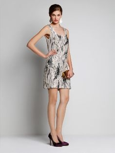 Cocktail Dress Blumarine off white embellished http://www.goldenbrands.gr/public/product/dresses-galliano-azzaro-blumarine-sophiakokosalaki/5021800037
