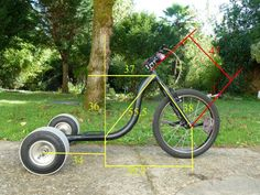 Trike Bicycle, Trike Motorcycle, Farm Cushions, Go Kart Frame Plans, Drift Trike Frame, Drift Trike Motorized, Bicycle Quotes, Electric Tricycle, Bicycle Painting