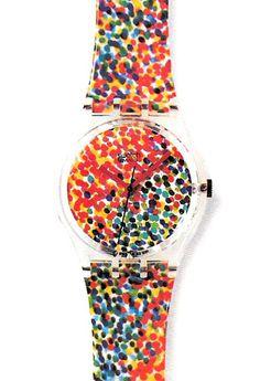 Alessandro Mendini watch design