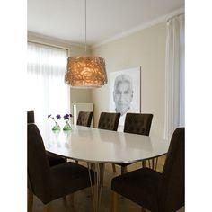 Camilla Engelstad: Lampe til spisestuen