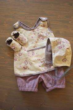 Miriams små detaljer: Helsett til babyjente