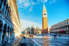 Piazza San Marco Italy - Venice, I've been there! Venice Things To Do, Valladolid, Italy Magazine, Best Of Italy, Madrid, Saint Jean, European Tour, Northern Italy, Top Destinations