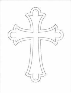 Best 12 This is a super Celtic cross for use with laser engraving or cutting, cnc routing or whatever you can come up with. Its a vector file so you can change it to whatever size you need! The picture is shown with thicker outlines that what Cross Patterns, Embroidery Patterns, Cross Coloring Page, Cross Drawing, Cross Silhouette, Cross Pictures, Old English Font, Posca Art, Wooden Crosses