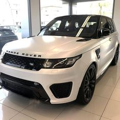 Its audi - Dream cars - Cars Range Rovers, Range Rover Sport, Range Rover Evoque, Dream Cars, Best Luxury Cars, Luxury Suv, Bmw I8, Toyota Prius, Range Rover White