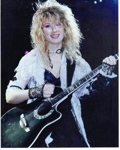 nancy wilson heart   Heart Nancy Wilson 5 Live Rock Concert Photo 8x10 not A Digital Print ...