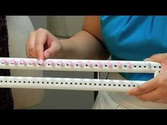 Loom Knitting Videos - Martha Stewart