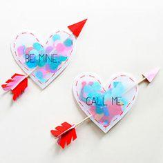25 идей ко дню Святого Валентина: подарки, открытки и декор своими руками