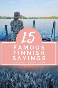 Finnish sayings are the backbone of Finnish culture and often used in everyday situations in Finland. Get inspired by these Finnish proverbs! Finnish Tattoo, Proverb With Meaning, Finland Facts, Finland Culture, Finnish Language, Foreign Language, Learn Finnish, Finnish Words, Finland Travel