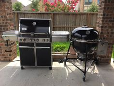 The new Summit family portrait thanks to you guy's input. Time for that first burn in! Also my wife says she hates all of you :) #grilling #BBQ #Deals #recipes #discounts #summer #foodie #food #recipe #free