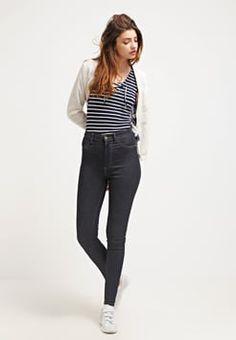 Miss Selfridge - Top - navy blue