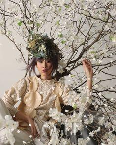 ASIAN MODELS BLOG: Han Jin Editorial for Vogue Korea, March 2010