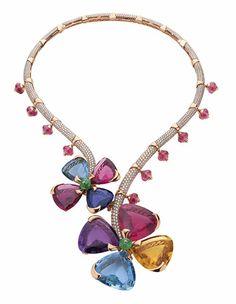 Secret Garden necklace, Bvlgari