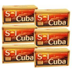 Cafe Sol de Cuba 6 PACK Ground Coffee 6 x 8 oz Sol de Cuba http://www.amazon.com/dp/B00EL1MTXK/ref=cm_sw_r_pi_dp_SPd8tb01FQQX9